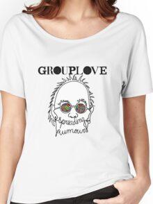grouplove logo Women's Relaxed Fit T-Shirt