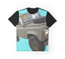 Pte Kuma Graphic T-Shirt