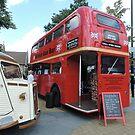 British Bar Bus by CreativeEm