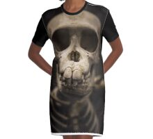 Love you till I die. And then some. Graphic T-Shirt Dress