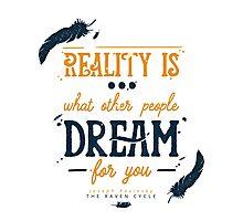 dream thief Photographic Print