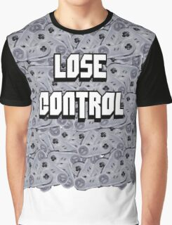 Losing Control Graphic T-Shirt