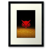 Red Vanoss Framed Print