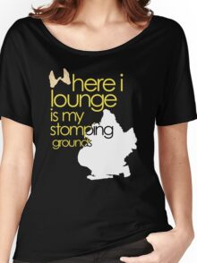 stomping grounds - brooklyn Women's Relaxed Fit T-Shirt