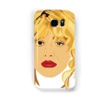 courtney love Samsung Galaxy Case/Skin