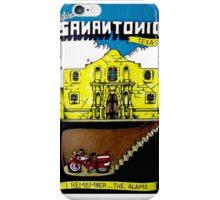 I Remember...The Alamo iPhone Case/Skin
