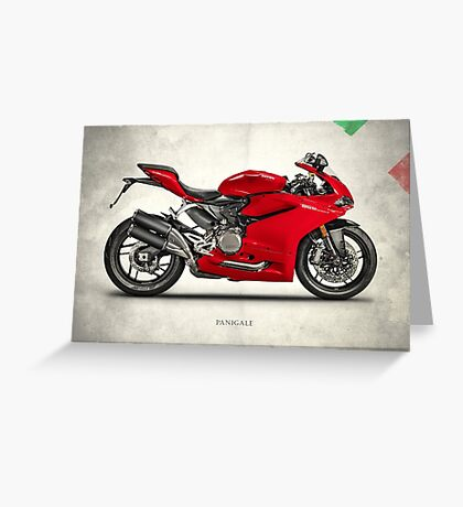 The Panigale 959 Greeting Card