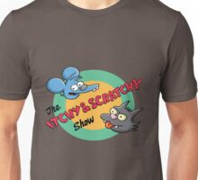 The Itchy & Scratchy Show Unisex T-Shirt