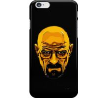 Walter White - Heisenberg - Breaking Bad iPhone Case/Skin