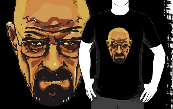 Walter White - Heisenberg - Breaking Bad by ptelling