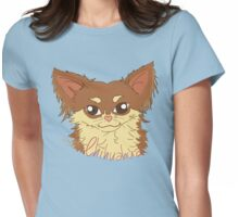 Chihuahua Love Womens Fitted T-Shirt