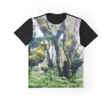 Bubble Forest  Graphic T-Shirt