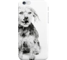 Black And White - Lexie iPhone Case/Skin