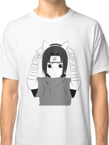 Cat Ear Kid Classic T-Shirt