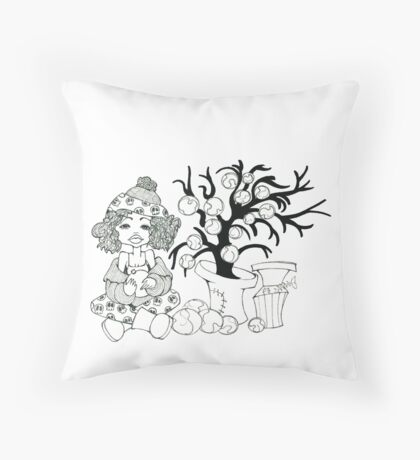 Christmas 8.8 Throw Pillow