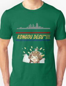 Kongou Desu Unisex T-Shirt