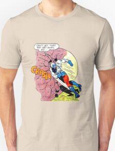 Comic Book Rock Crash! T-Shirt