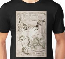 Performing Arts Posters William H Wests Big Minstrel Jubilee 1772 Unisex T-Shirt