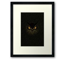 Vanoss With Eye Framed Print