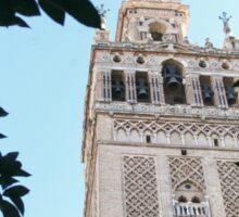 Giralda de Sevilla Sticker