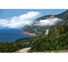 CAPE BRETON CABOT TRAIL Photographic Print