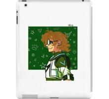 Voltron Squad - Pidge iPad Case/Skin