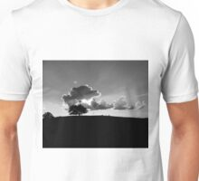 Do you remember bluer skies,happy days and simpler times? Seems not that long ago, But so far away, will it ever be the same again?  I Don't Think So! Unisex T-Shirt