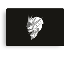 Gundam x Eva  Canvas Print