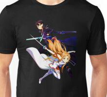 Asuna Kirito Anime Manga Shirt Unisex T-Shirt