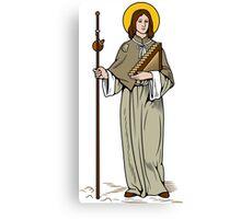 ST. ALEXIUS THE DEFENDER Canvas Print