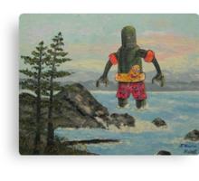 Summer Break! Canvas Print