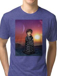 Consulting Dalek Tri-blend T-Shirt
