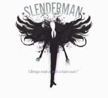 Slenderman Formalwear Kids Tee