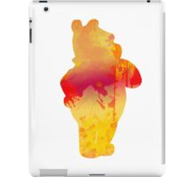 Bear Inspired Silhouette iPad Case/Skin