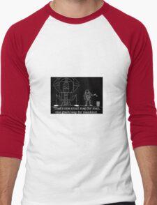 Save the Earth Men's Baseball ¾ T-Shirt