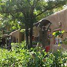 Sculpture Garden, Santa Fe, New Mexico by lenspiro