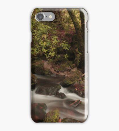 A river runs through it  iPhone Case/Skin