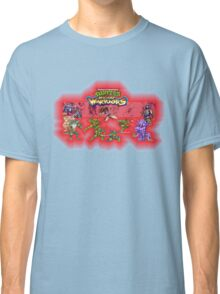 TMNT Mutant Warriors Classic T-Shirt