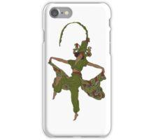 Art Nouveau Asparagus Hat iPhone Case/Skin