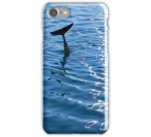 Dolphin Tail iPhone Case/Skin