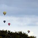 Up, Up and Away by ElsT