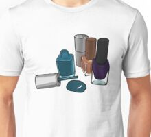 Nail polish bottle digital drawing  Unisex T-Shirt