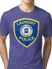 Laundry Police  Tri-blend T-Shirt