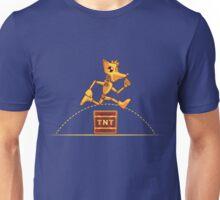 Crash test Unisex T-Shirt