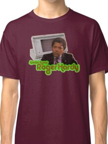 Special Agent Roger Hardy Classic T-Shirt