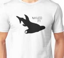 Hammerhead Nailed It Unisex T-Shirt