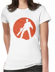 Ash vs The Evil Dead Womens Fitted T-Shirt