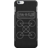 The Weight of Things iPhone Case/Skin
