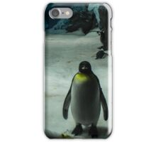 Penguin Portrait iPhone Case/Skin