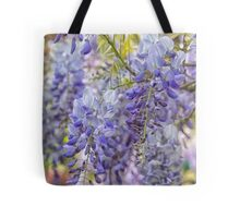 43 Wisteria from Giverny Tote Bag